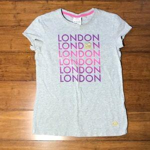 Adidas London Olympic 2012 t-shirt